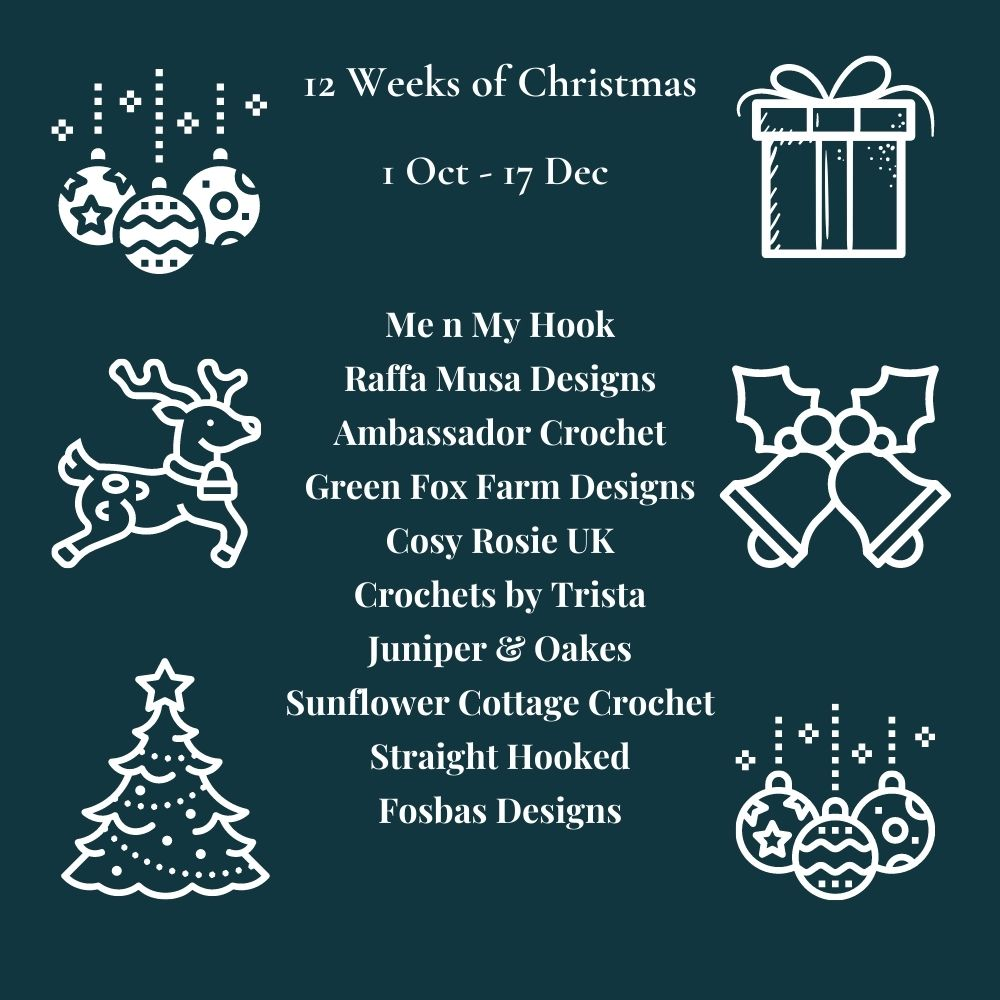 12 Weeks of Christmas - Featured Designers