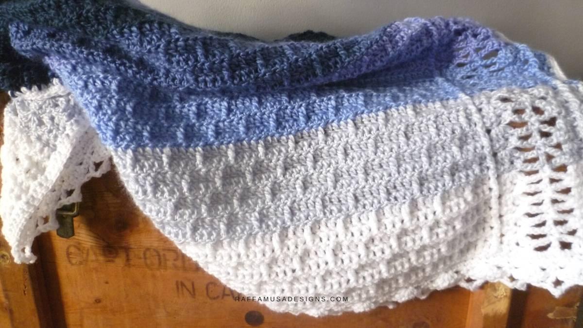 Crochet Charity Blanket - Free Crochet Patterns at RaffamusaDesigns.com