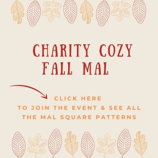 Charity Cozy Fall Make Along