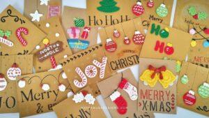 The Best Crochet Appliques for Christmas - Free Crochet Patterns - Raffamusa Designs