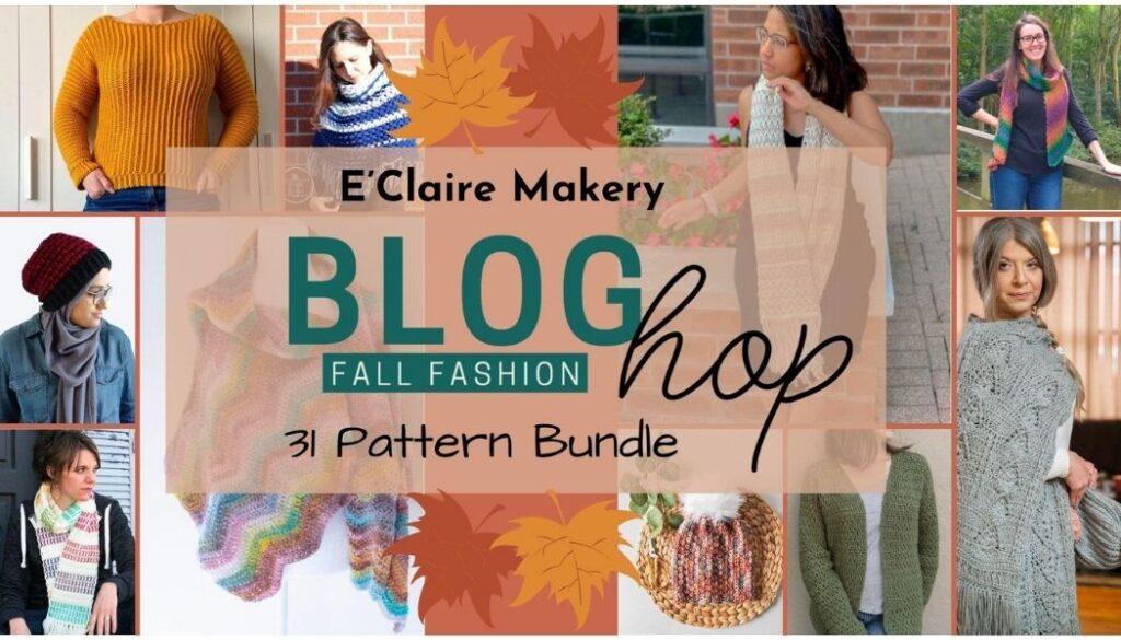 E' Claire Makery - Fall Fashion Blog Hop