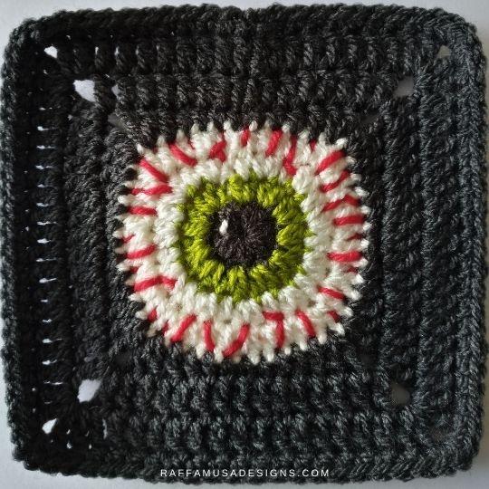 Eye Granny Square