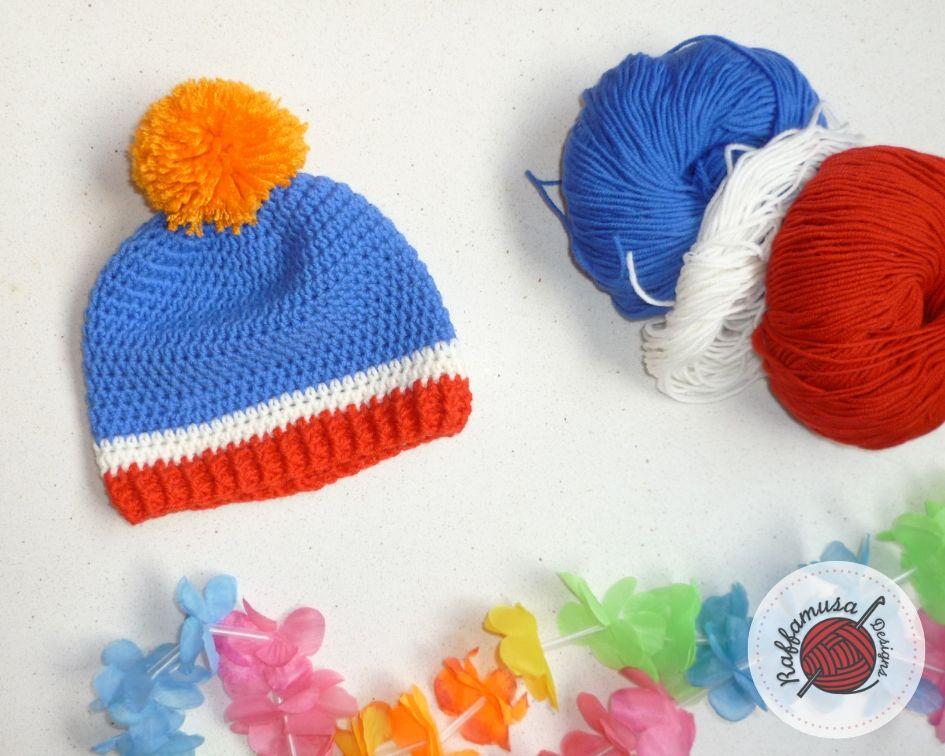 Crochet Holland Baby Beanie
