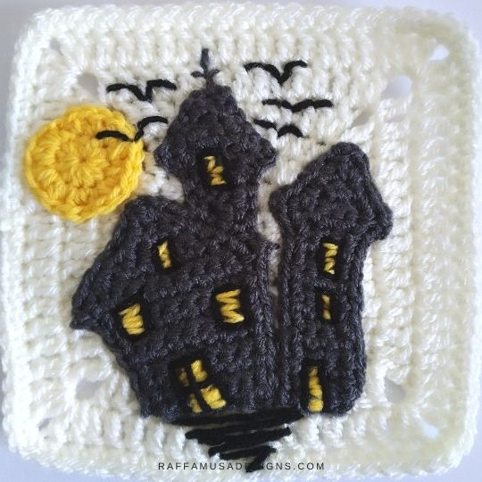 Hunted House Granny Square