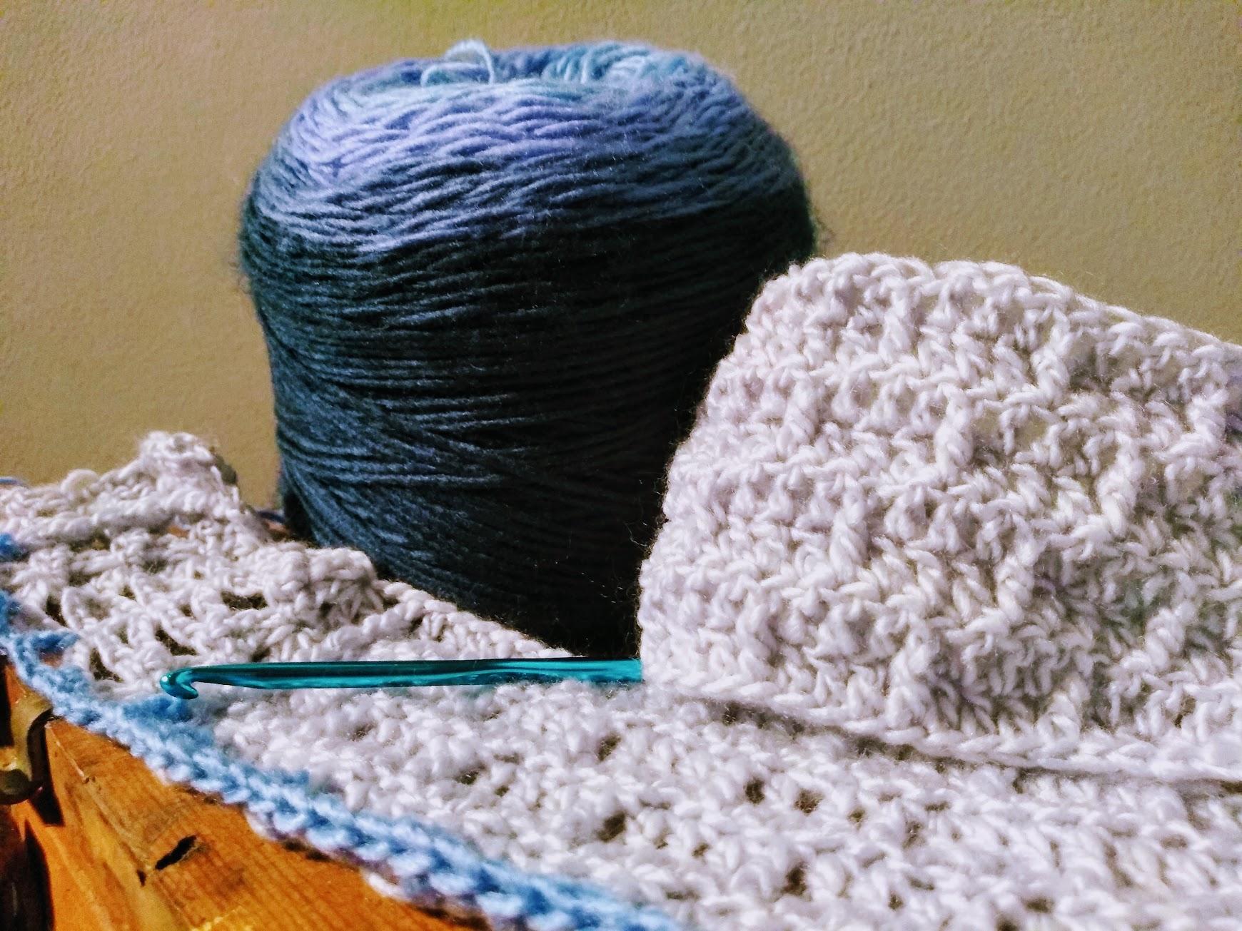 Crochet Charity Blanket