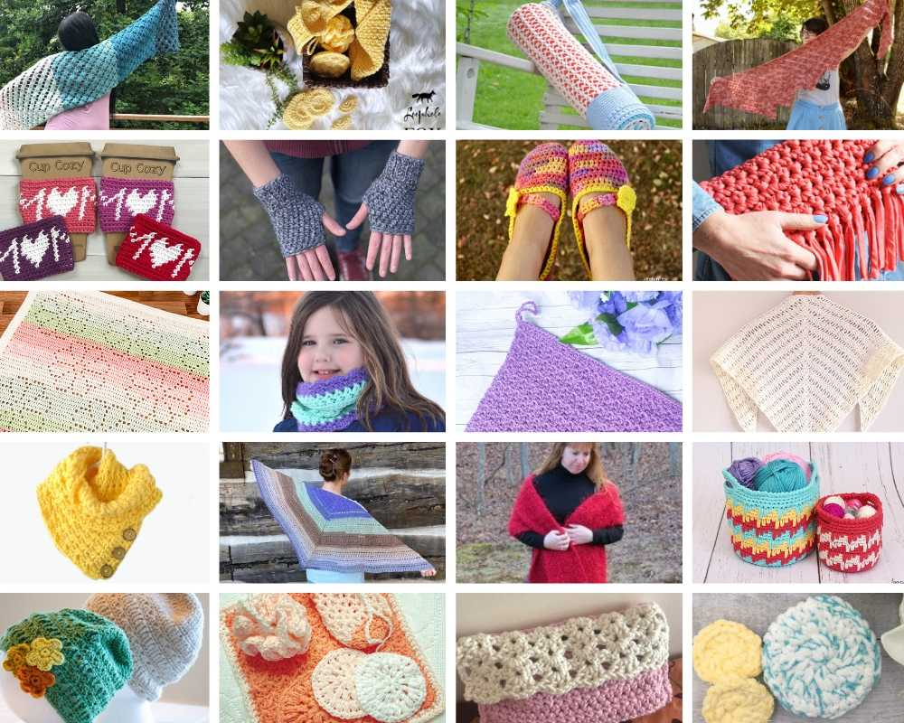 Mother's Day Crochet Patterns Roundup