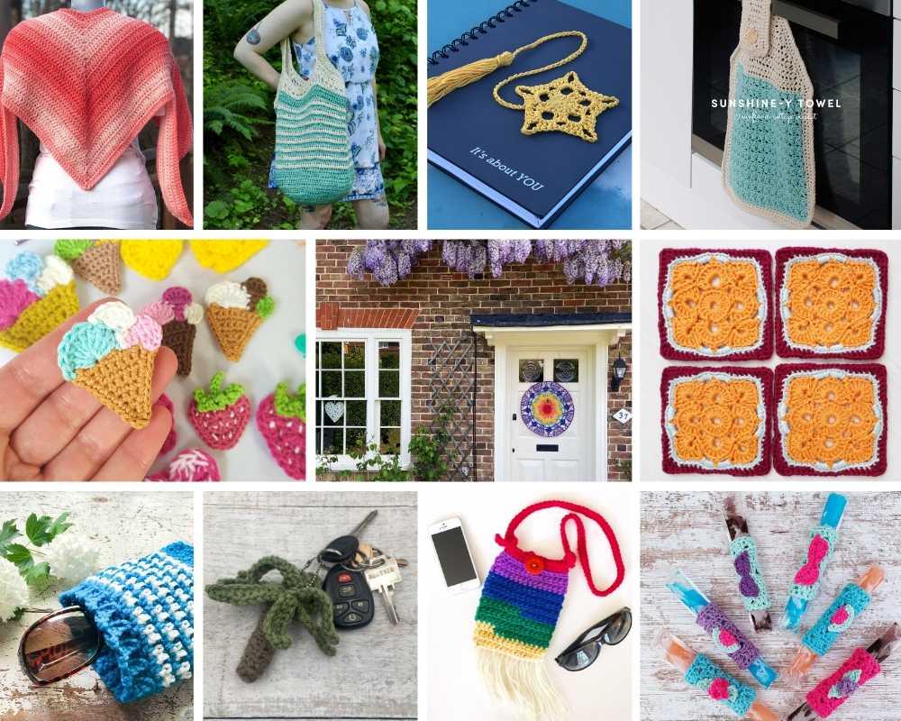 Summer Stitch Along Week 3 - Roundup