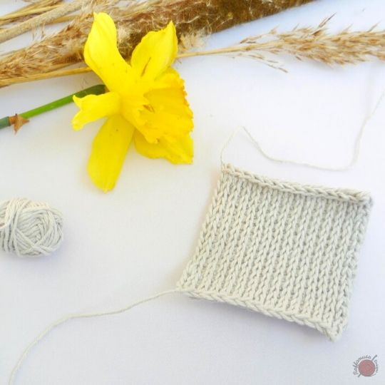 Tunisian Crochet Knit Stitch